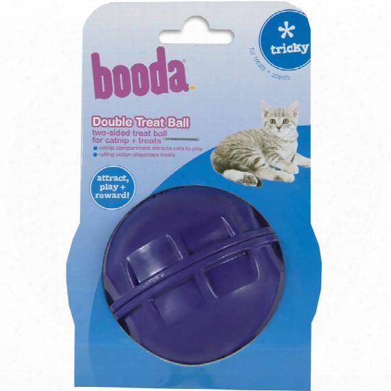 Booda Double Treat Ball