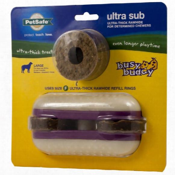 Busy Buddy Ultra Sub - Large