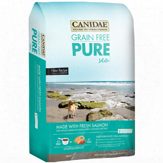 Canidae Grain Free Puresea Dog Food (24 Lb)