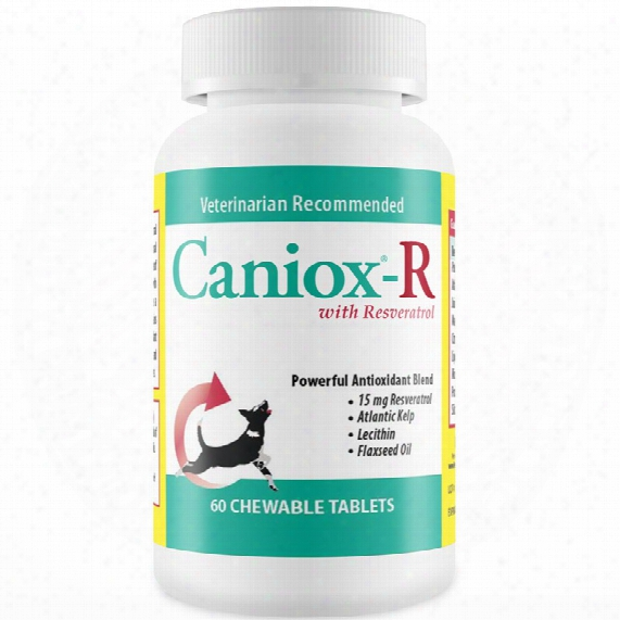 Caniox-r Antioxidant Tablets (60 Count)