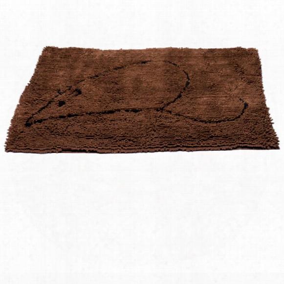 Cat Litter Mat - Large (brown)