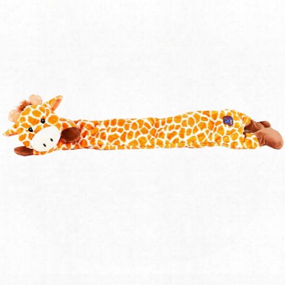 Charming Pet Longidudes Plush Toy - Giraffe