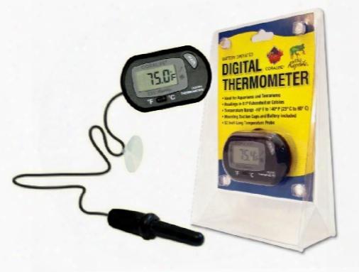 Coralife Digital Thermometer Aquarium