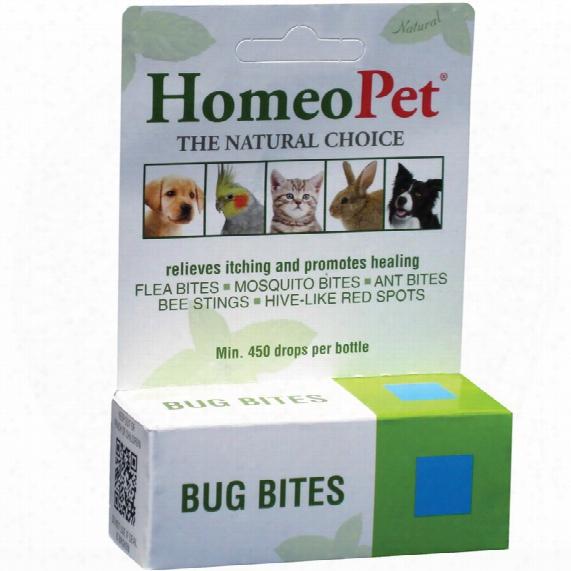 Homeopet Bug Bites (15 Ml)
