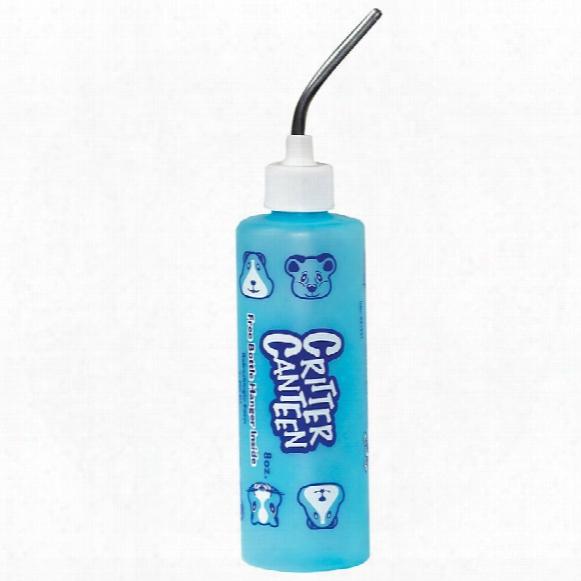 Superpet Critter Canteen Bottle (8 Oz)