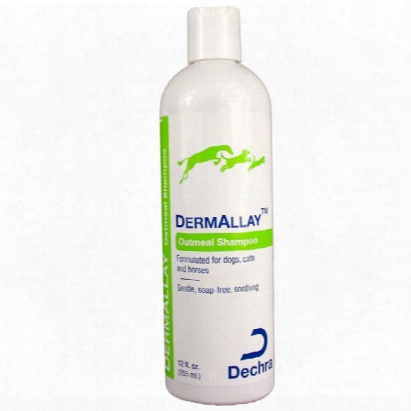 Dechra Dermallay Shampoo (12 Oz)
