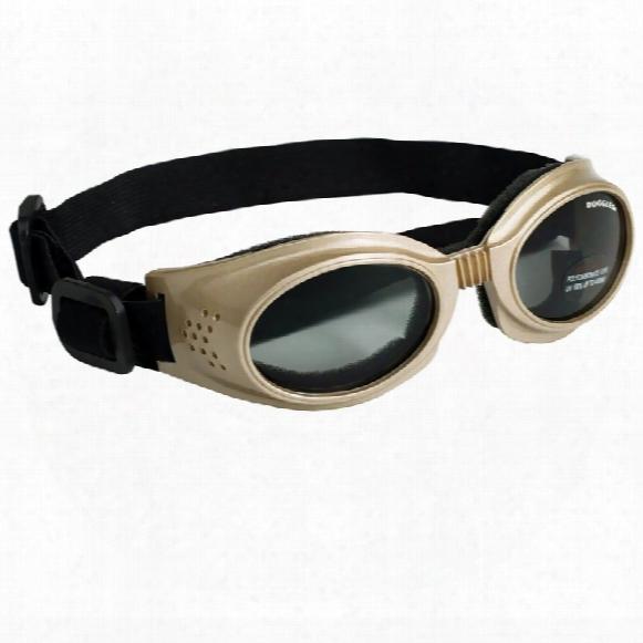 Doggles Originalz Chrome Frame / Smoke Lens