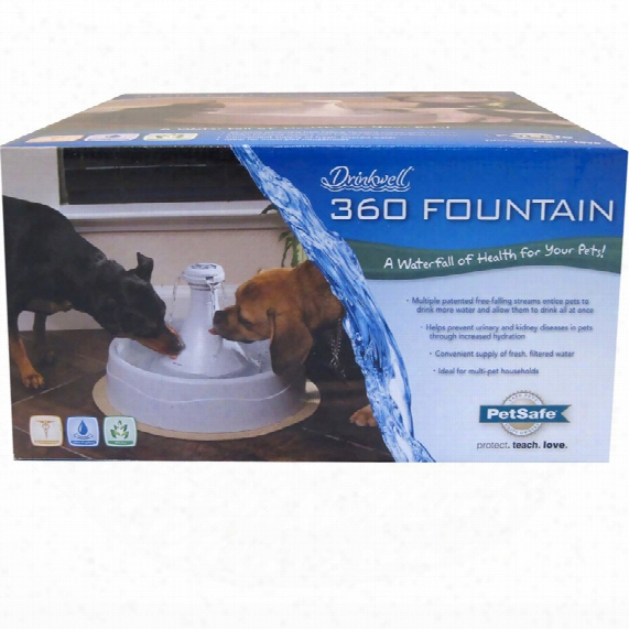 Drinkwell 360 The Original Pet Fountain