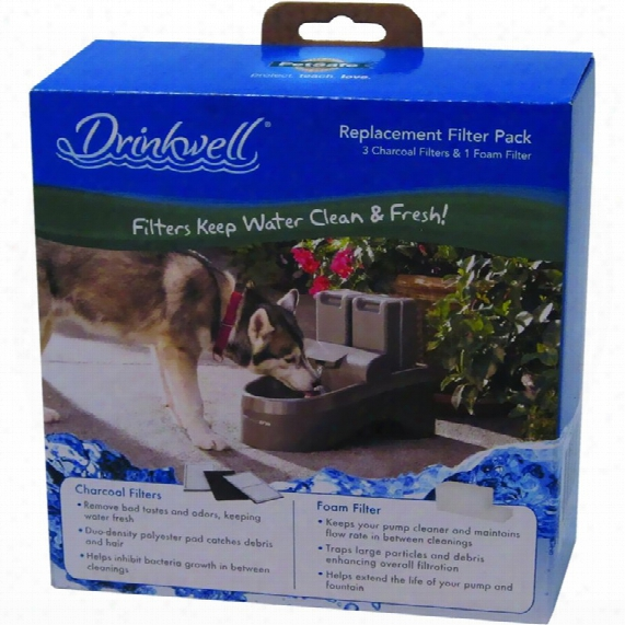 Drinkwell Fountain Replacement Filter Kit