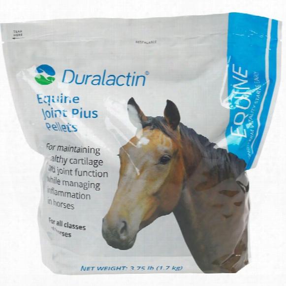 Duralactin Equine Joint Plus Pellets (3.75 Lb)