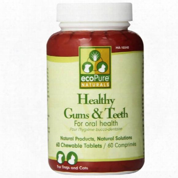 Ecopure Healthy Gums & Teeth (60 Ct)