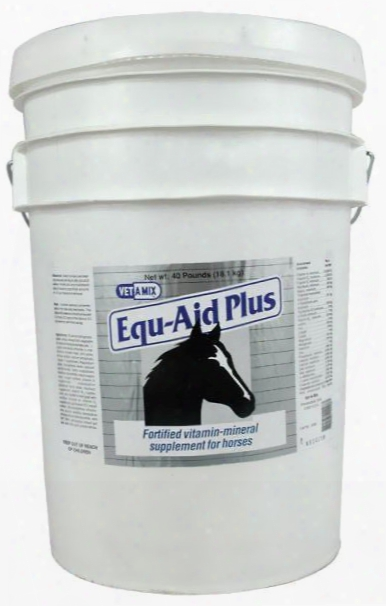 Equ-aid Plus (40 Lb)