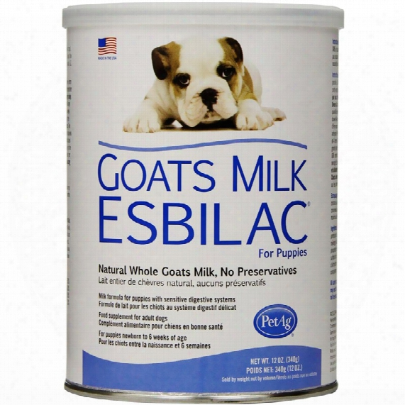 Esbilac Goat's Milk Powder (12 Oz)