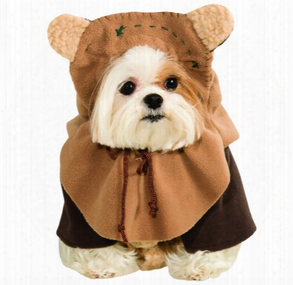 Ewok Dog Costume - Large