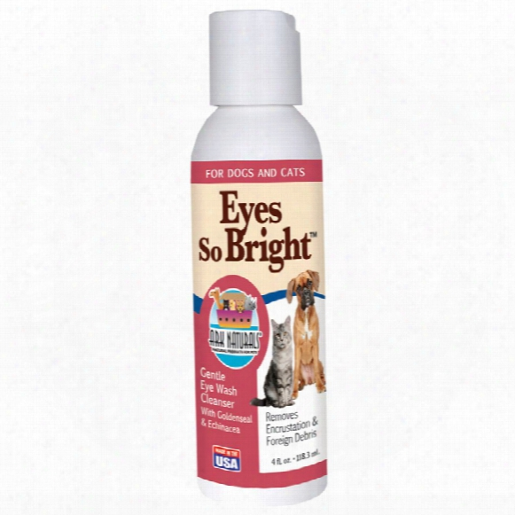 Eyes So Bright Gentle Eye Cleaner (4 Fl Oz)