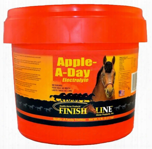 Finish Line Ultra Apple-a-day Electrolyte (5 Lb)