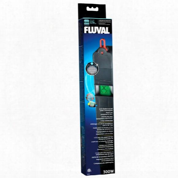 Fluval Advance Electronic Aquarium Heater (300 Watt)