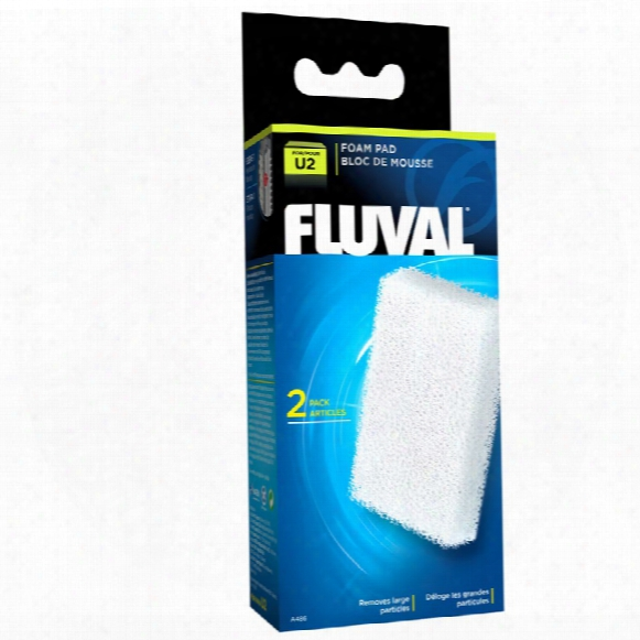Fluval U2 Filter Froth Pad (2 Pack)