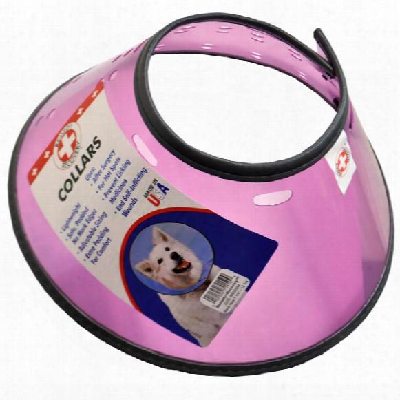 "Pet Botanics E-collars Assorted Colors - Medium (neck Size: 7 1/4"" - 12 1/4"")"