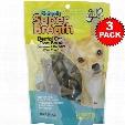 3-PACK Fido Dental Care Super Breath Bones (Mini 63 Pack)
