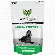 Derma Strength Skin & Coat Care for Dogs (30 Bite-Sized Chews)