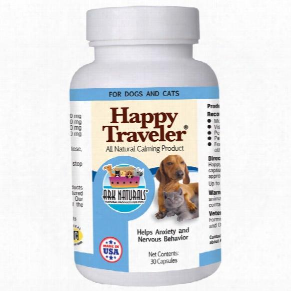Ark Naturals Happy Traveler (30 Capsules)