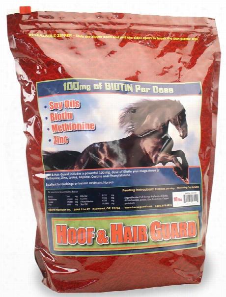 Equine Hoof Guard (10 Lbs)