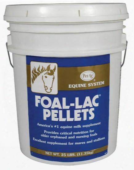 Foal-lac Pellets (25 Lb)
