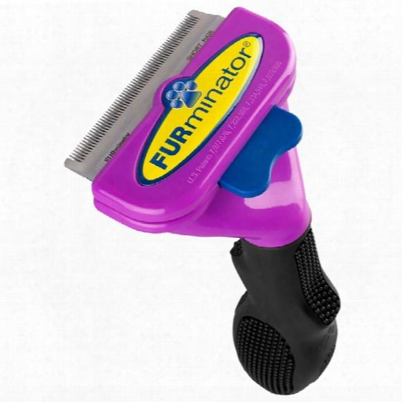 Furminator Short-hair Deshedding Tool For Large Cats