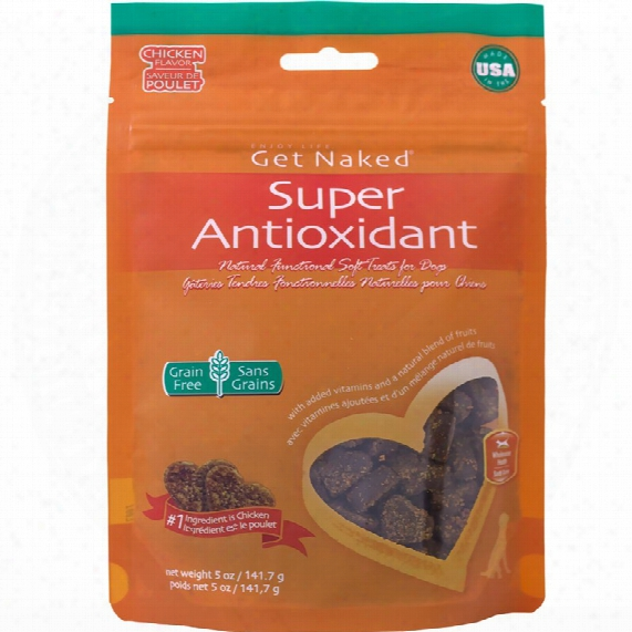 Get Naked Super Antiioxidant Soft Treats For Dogs (5 Oz)