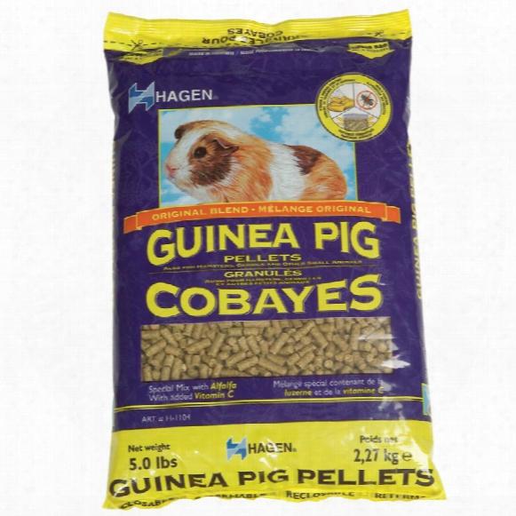 Hagen Guinea Pig Pellets (5 Lb)