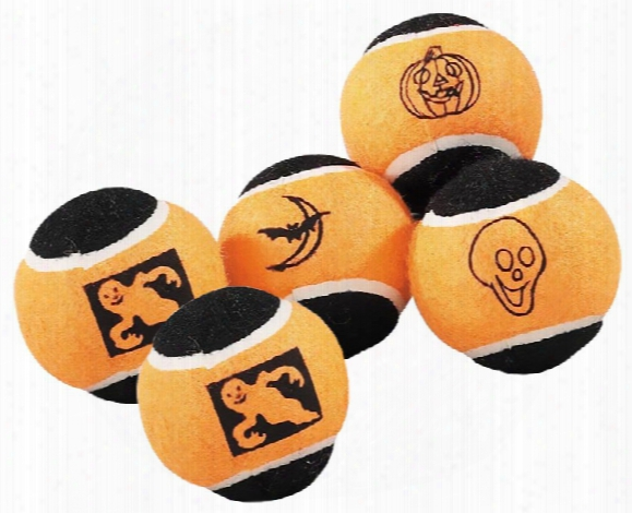 Halloween Spooky Balls  (5-pack)