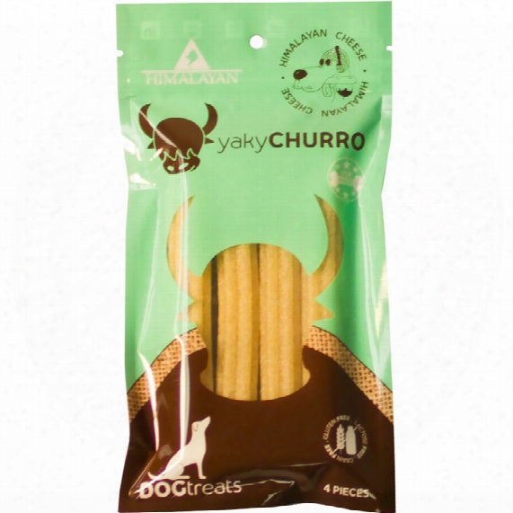 Himalayan Dog Chew - Yakychurro Cheese (4 Pieces)