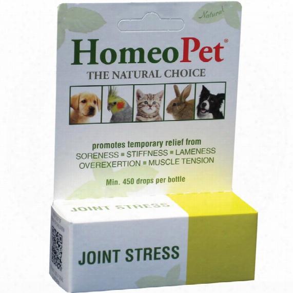 Homeopet Joint Stress (15 Ml)