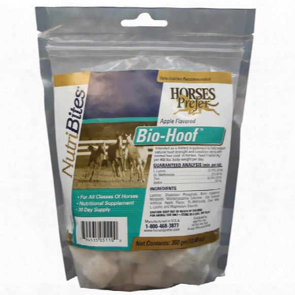 Horses Prefer Bio-hoof Nutribites (90 Count)