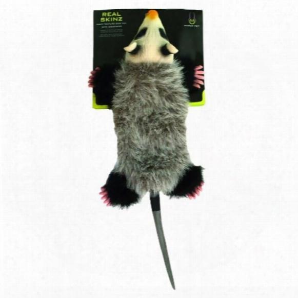 Hyper Pet Real Skinz Opossum