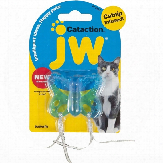 Jw Pet Cataction Butterfly