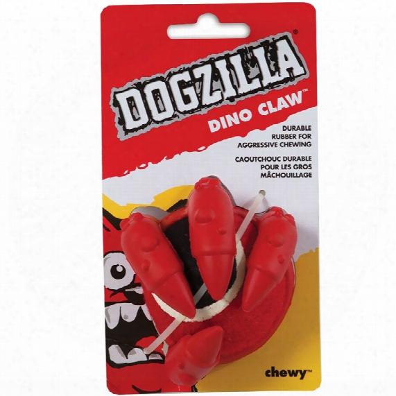 Jw Pet Dogzilla Dino Claw