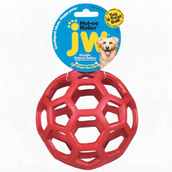 Jw Pet Hol-ee Roller - Size 5 - Assoted