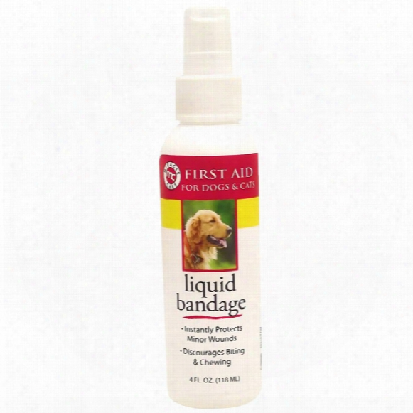 Miracle Care R-7 Liquid Bandage Spray (4 Oz)