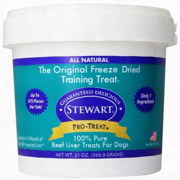 Stewart Beef Liver Freeze Dried (21 Oz)