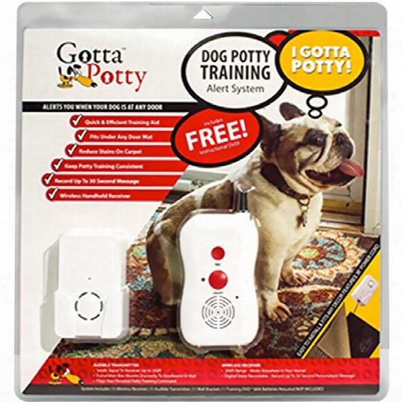 The Gotta Potty Training Alert System