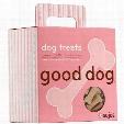 Sojos Good Dog: Dog Treats - Peanut Butter & Jelly (8 oz)