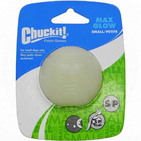 Chuckit! Max Glow Ball - Small