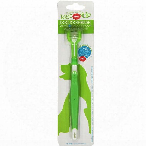 Kissable Dog Toothbrush