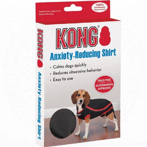 Kong Anxiety-reducing Shirt - Small/medium