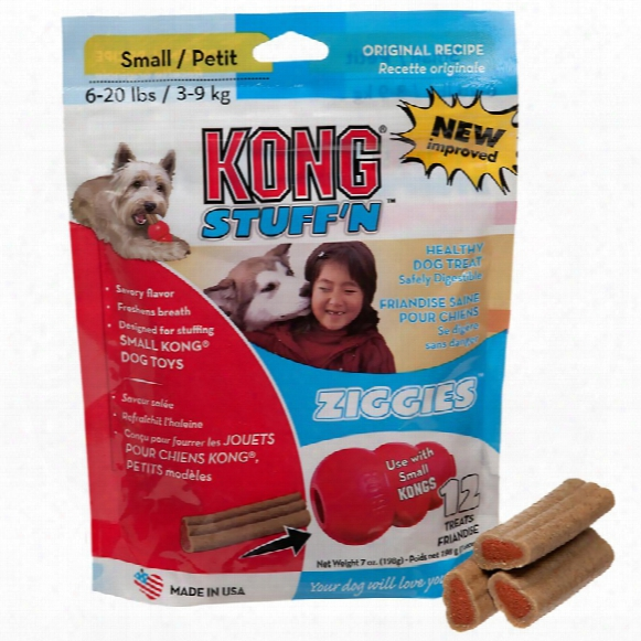 Kong™ Puppy Ziggies For Dogs Small 12 Pack (7 Oz)
