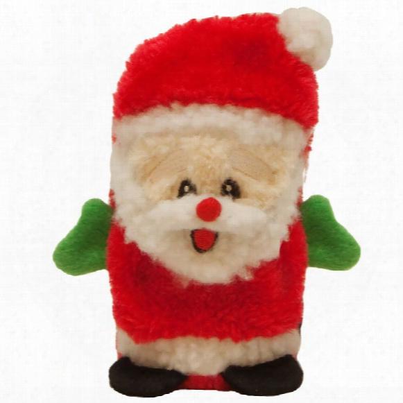 Kyjen Holiday Invincibles Mini - Santa