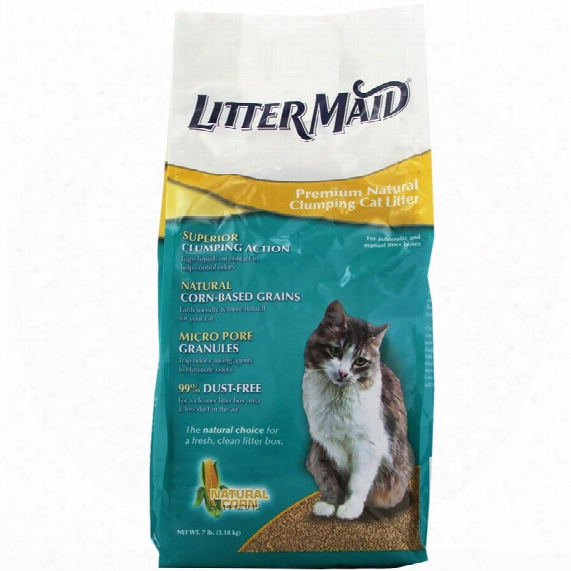 Littermaid Premium Clumping Cat Litter (7 Lb)