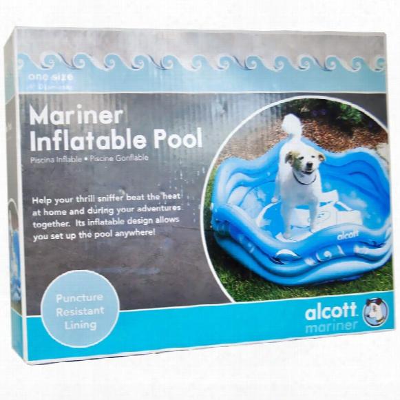 Mariner Inflatable Pool - Blue